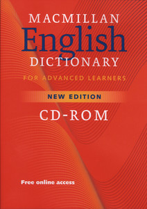 Macmillan English Dictionary for Advanced Learners - New - | Dodax.fr