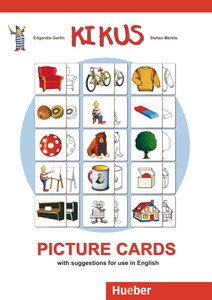 Picture Cards with suggestions for use in English | Dodax.ch