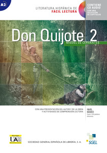 Don Quijote de la Mancha, m. Audio-CD. Vol.2 | Dodax.at