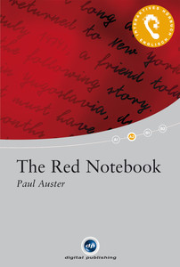 The Red Notebook | Dodax.it