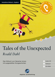 Tales of the Unexpected, 1 Audio-CD + 1 CD-ROM + Textbuch | Dodax.at
