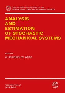 Analysis and Estimation of Stochastic Mechanical Systems   Dodax.pl
