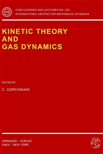 Kinetic Theory and Gas Dynamics | Dodax.de