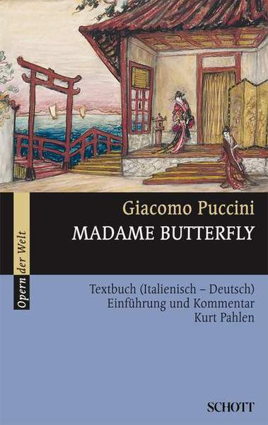 Madame Butterfly | Dodax.at