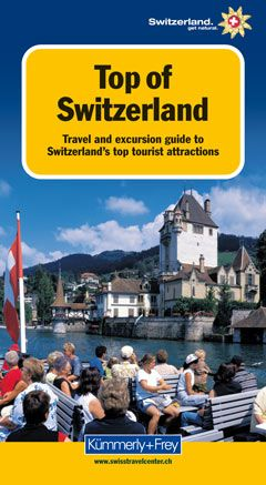 Top of Switzerland, English edition | Dodax.at