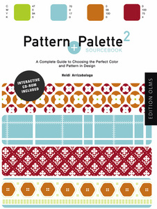 Pattern and Palatte Sourcebook 2 | Dodax.ch