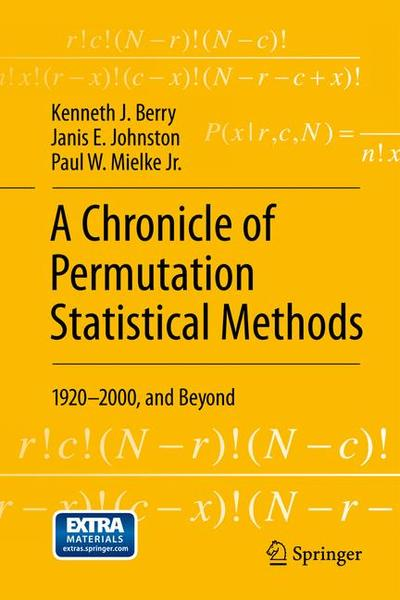 A Chronicle of Permutation Statistical Methods | Dodax.at