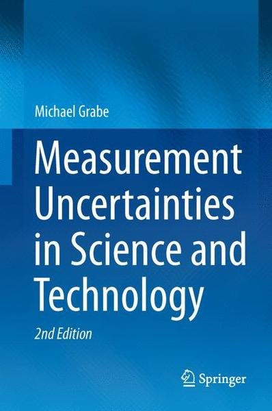 Measurement Uncertainties in Science and Technology | Dodax.at