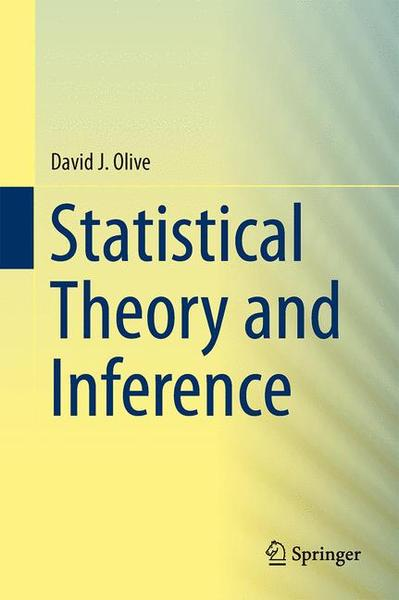 Statistical Theory and Inference | Dodax.at
