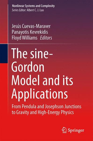 The sine-Gordon Model and its Applications | Dodax.ch