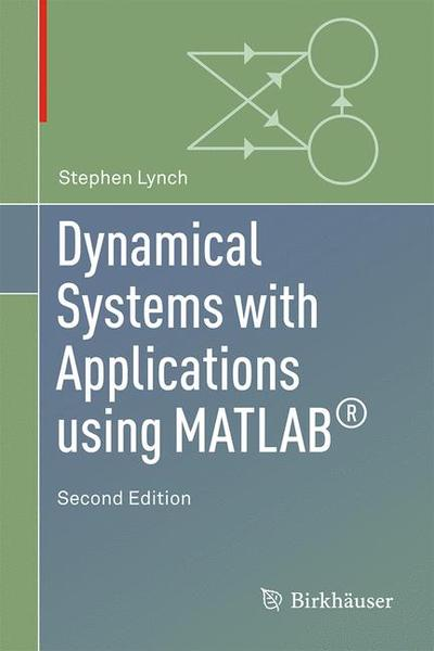 Dynamical Systems with Applications using MATLAB®   Dodax.pl