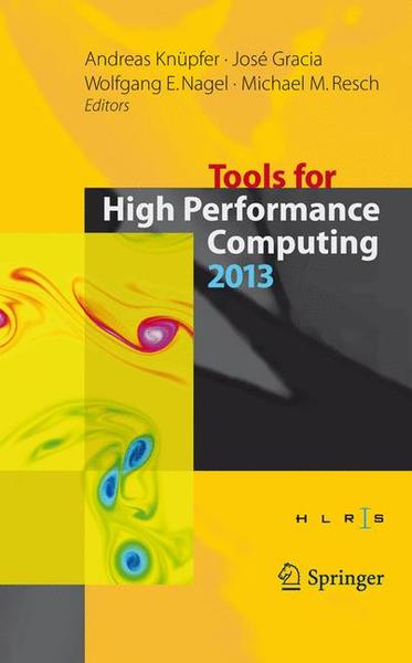 Tools for High Performance Computing 2013 | Dodax.at