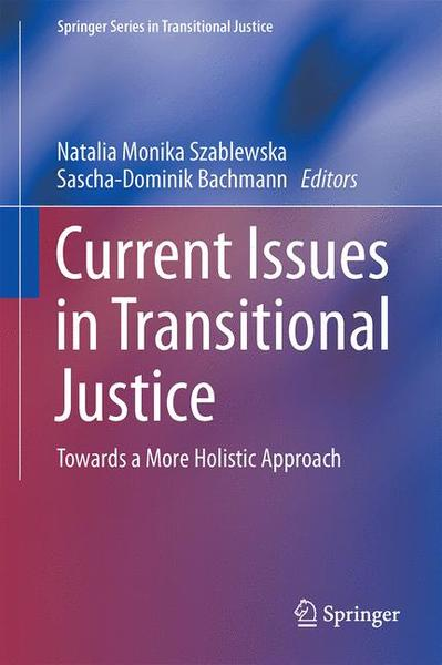Current Issues in Transitional Justice | Dodax.ch