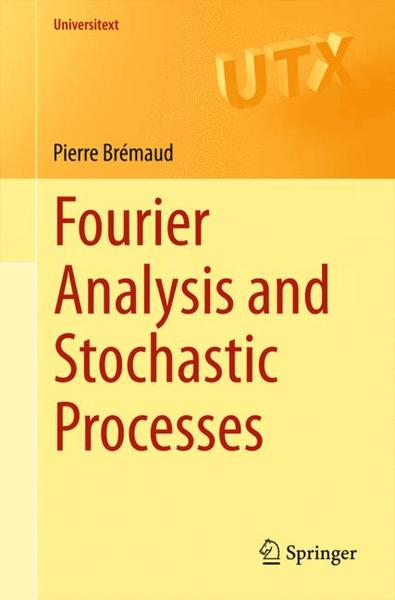 Fourier Analysis and Stochastic Processes | Dodax.ch
