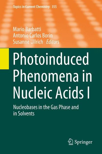 Photoinduced Phenomena in Nucleic Acids I | Dodax.ch