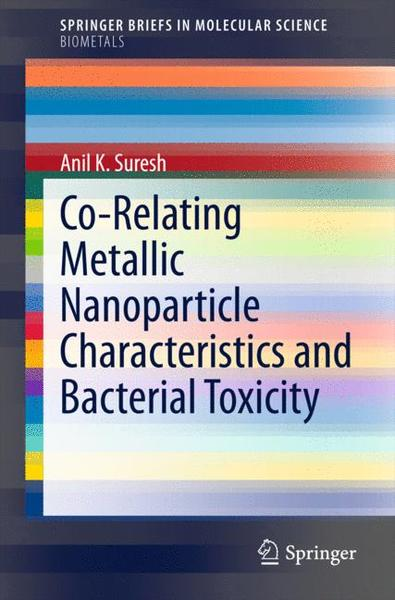 Co-Relating Metallic Nanoparticle Characteristics and Bacterial Toxicity | Dodax.ch