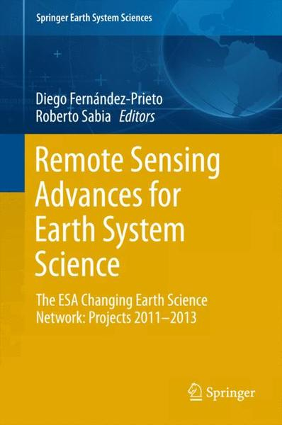 Remote Sensing Advances for Earth System Science | Dodax.at