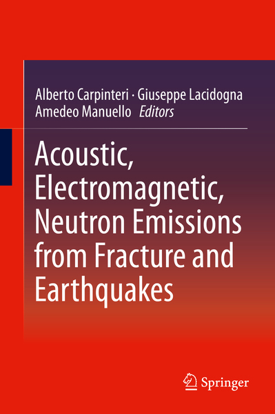 Acoustic, Electromagnetic, Neutron Emissions from Fracture and Earthquakes   Dodax.ch