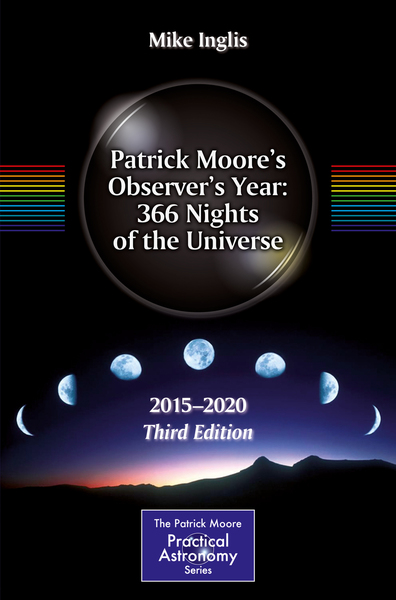 Patrick Moore's Observer's Year: 366 Nights of the Universe | Dodax.ch