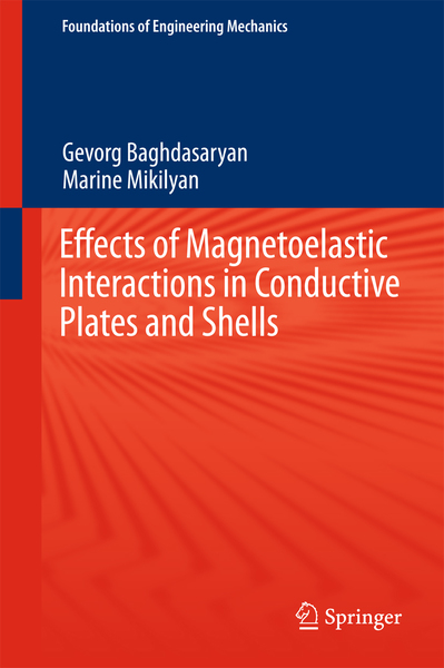 Effects of magnetoelastic interactions in conductive plates and shells | Dodax.ch