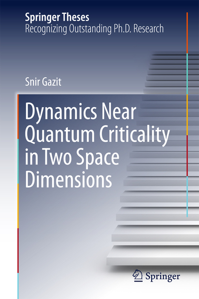 Dynamics Near Quantum Criticality in Two Space Dimensions   Dodax.ch