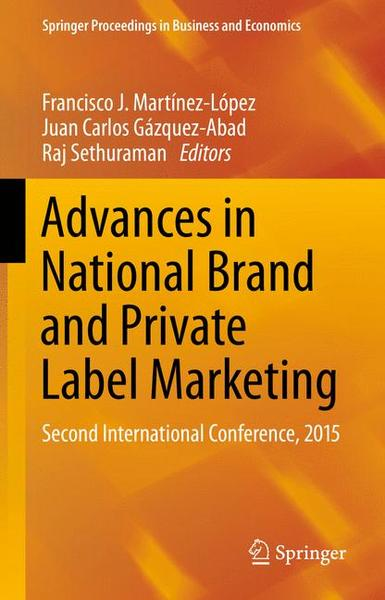 Advances in National Brand and Private Label Marketing   Dodax.ch