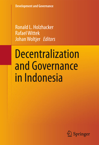 Decentralization and Governance in Indonesia | Dodax.ch