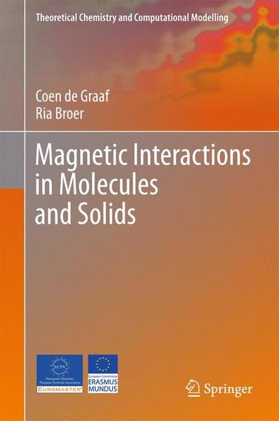 Magnetic Interactions in Molecules and Solids | Dodax.ch