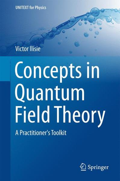 Concepts in Quantum Field Theory | Dodax.ch