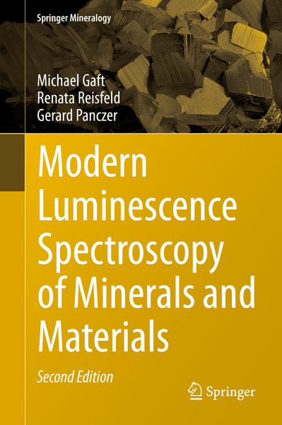 Modern Luminescence Spectroscopy of Minerals and Materials | Dodax.ch