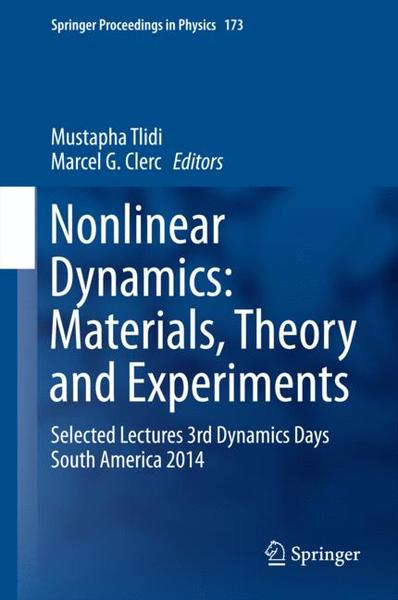 Nonlinear Dynamics: Materials, Theory and Experiments | Dodax.ch
