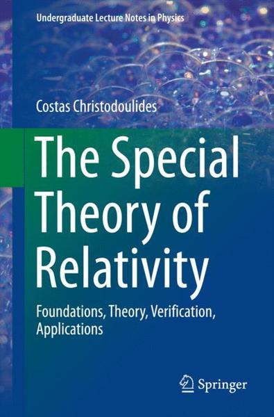 The Special Theory of Relativity | Dodax.at