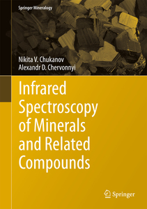 Infrared Spectroscopy of Minerals and Related Compounds | Dodax.ch