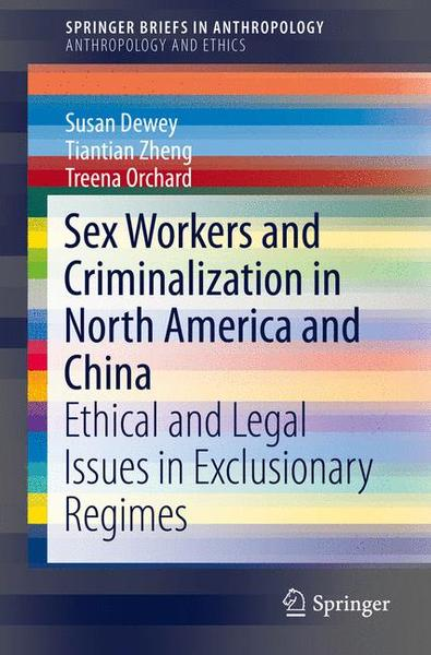 Sex Workers and Criminalization in North America and China | Dodax.ch