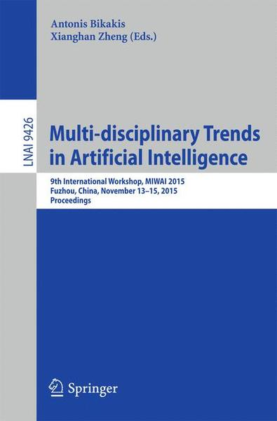 Multi-disciplinary Trends in Artificial Intelligence | Dodax.ch