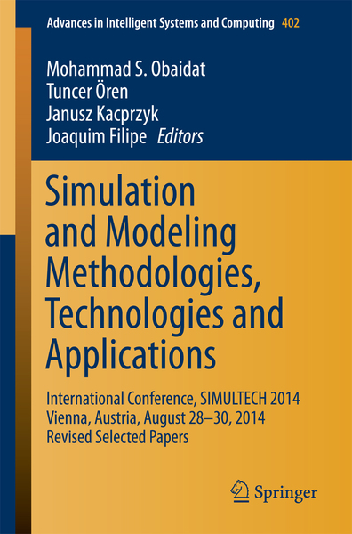Simulation and Modeling Methodologies, Technologies and Applications | Dodax.ch