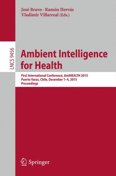Ambient Intelligence for Health | Dodax.ch
