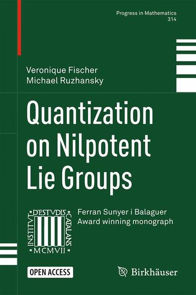 Quantization on Nilpotent Lie Groups | Dodax.at