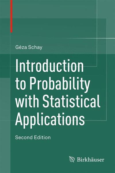 Introduction to Probability with Statistical Applications | Dodax.pl