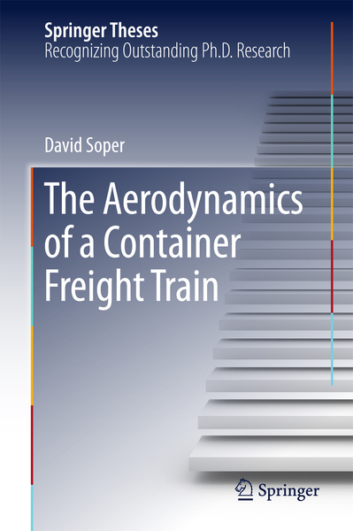 The Aerodynamics of a Container Freight Train | Dodax.ch