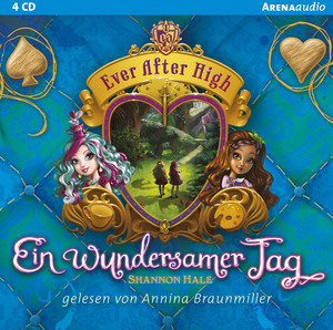 Ever After High - Ein wundersamer Tag, 4 Audio-CDs | Dodax.at