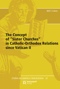 """The Concept of """"Sister Churches"""" in Catholic-Orthodox Relations since Vatican II   Dodax.at"""