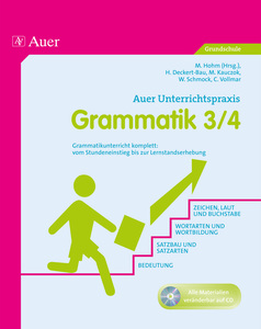 Grammatik 3/4, m. CD-ROM | Dodax.at