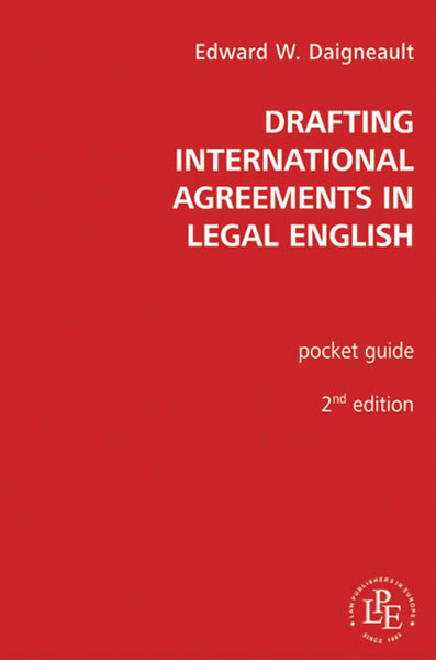 Drafting International Agreements in Legal English | Dodax.at
