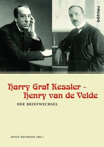 Harry Graf Kessler - Henry van de Velde | Dodax.at