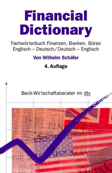 Financial Dictionary, , Englisch-Deutsch/Deutsch-Englisch | Dodax.at