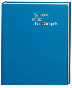 Synopsis of the Four Gospels | Dodax.ch