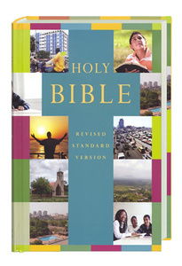 Holy Bible, Revised Standard Version of The King James Bible-Version of 1956, Traditionelle Übersetzung   Dodax.ch