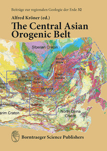 The Central Asian Orogenic Belt | Dodax.at