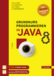 Grundkurs Programmieren in Java 8 | Dodax.at